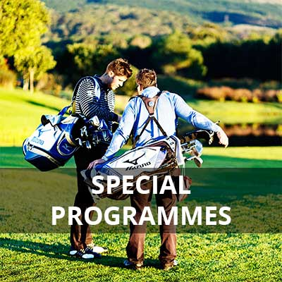 Golf Programmes at EOGA Golf Academy