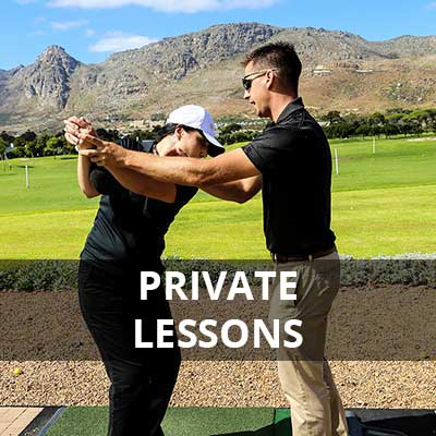 Private Lessons at EOGA Golf Academy